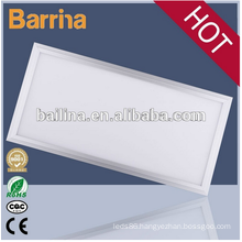 led ceiling panel light 48W with CE,SAA.ROHS approve 300x1200mm